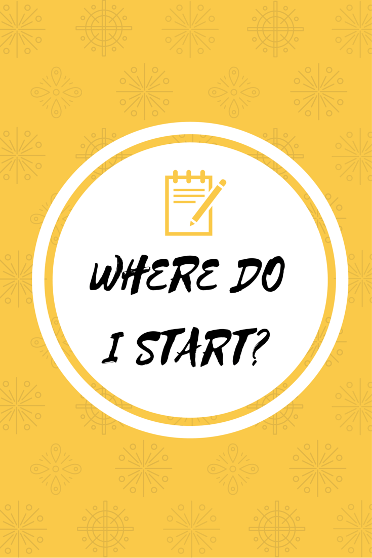 Where Do I Start? Click to see a few first steps you can take to start preparing for college